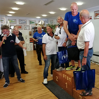3ª  prova - Campionato sociale pesca