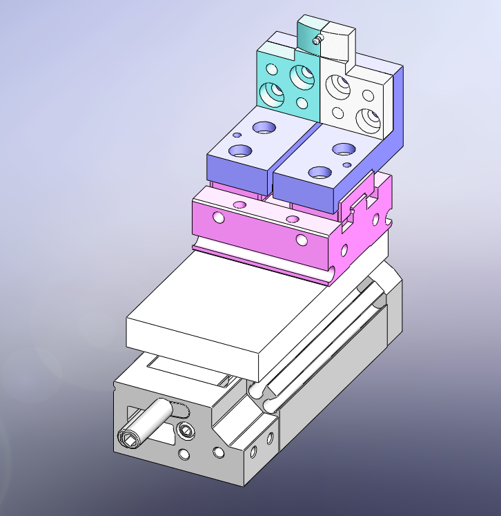 Inserter CAD