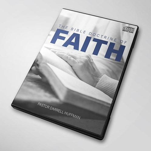The Bible Doctrine Of Faith
