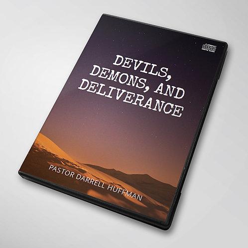 Devils, Demons, And Deliverance