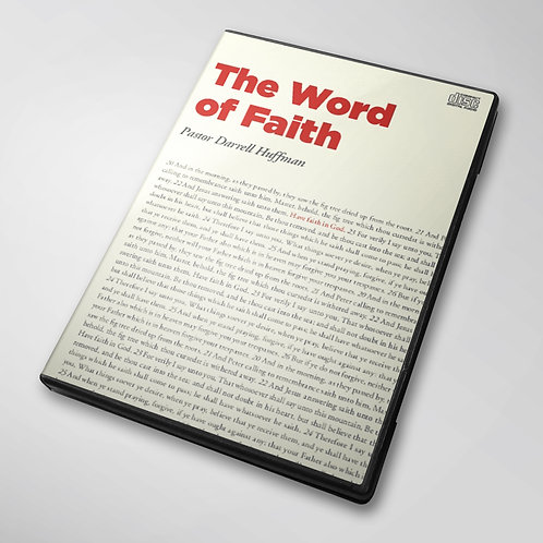 The Word Of Faith