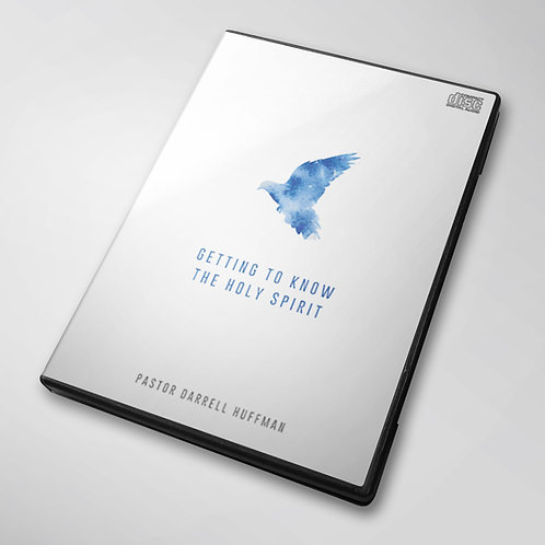 Getting To Know The Holy Spirit CD