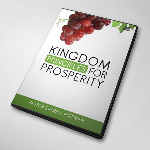 Kingdom Principles For Prosperity