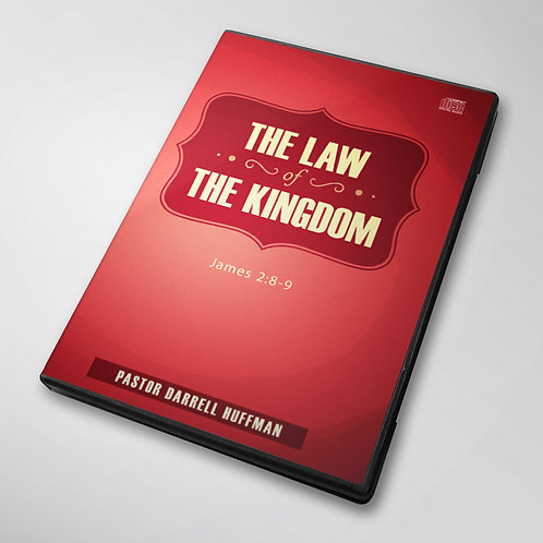 The Law Of The Kingdom