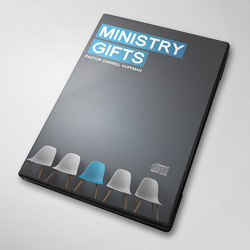 Ministry Gifts CD