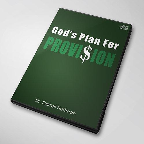 God's Plan For Provision