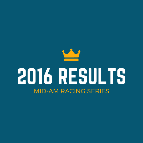 2016 Mid-Am Race Series Results