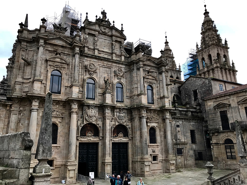 catedral de santiago spain