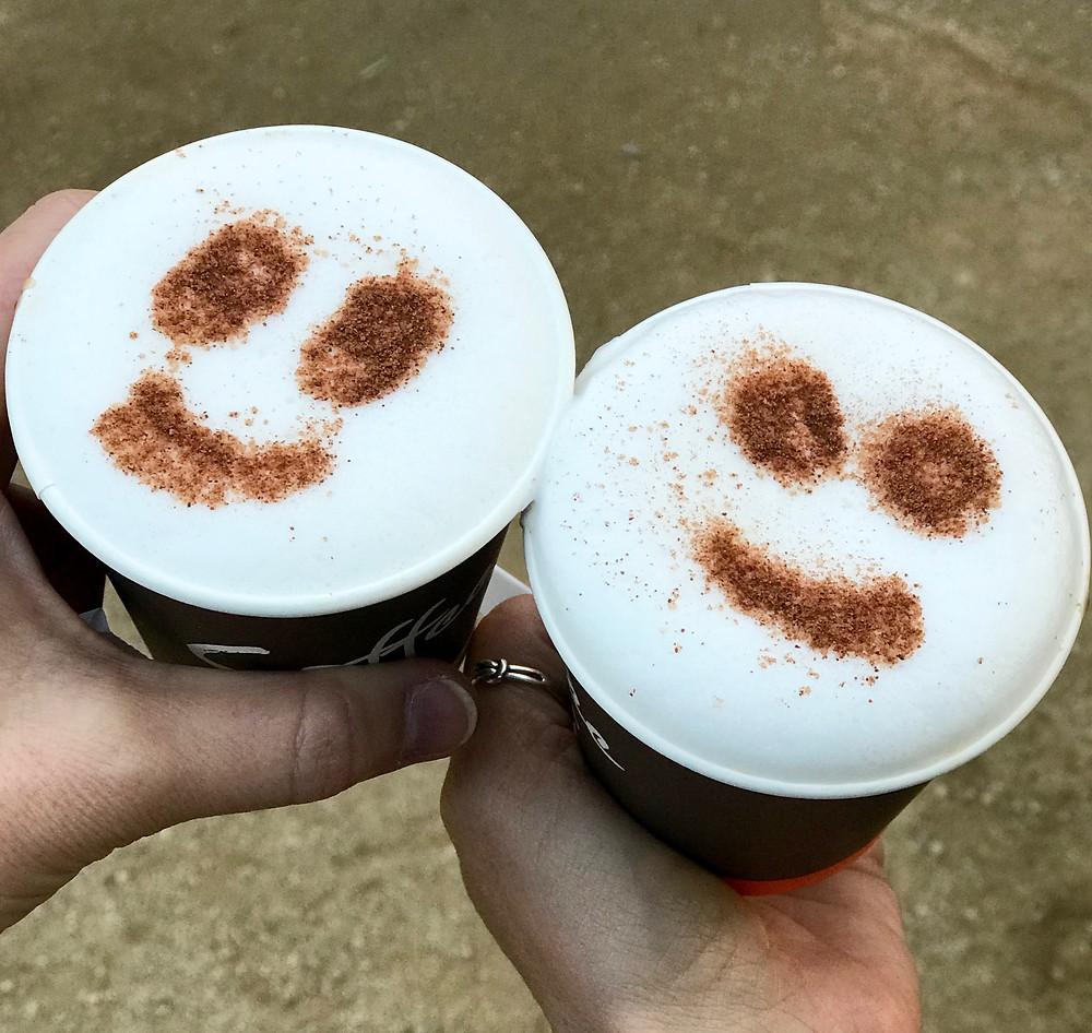 cappuccinos spain