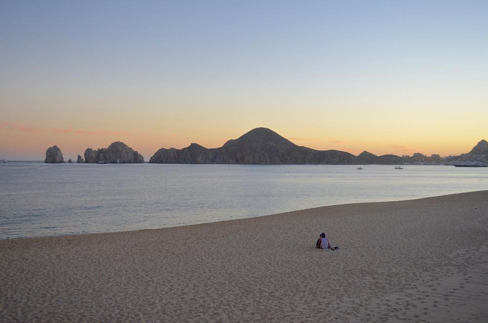 mexico medano beach cabo