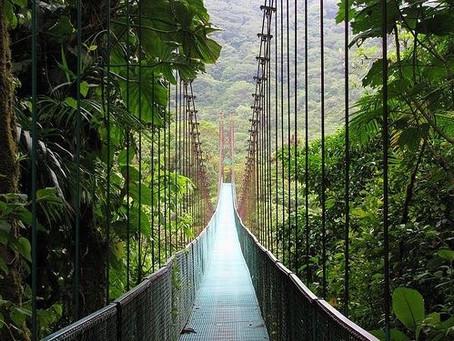"""Costa Rica And Its """"Pura Vida""""."""