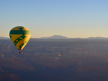 Soaring With The Spirit Of Sedona