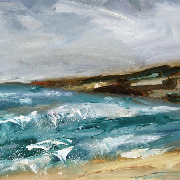 Beyond the Borken Waves
