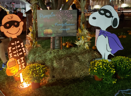 Nothing Like A Pumpkin Patch with Charlie Brown & Snoopy!