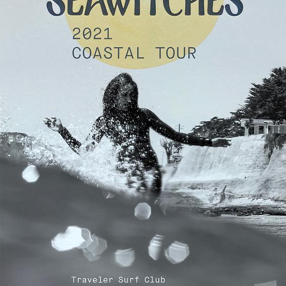 Seawitches Coastal Tour - Santa Cruz