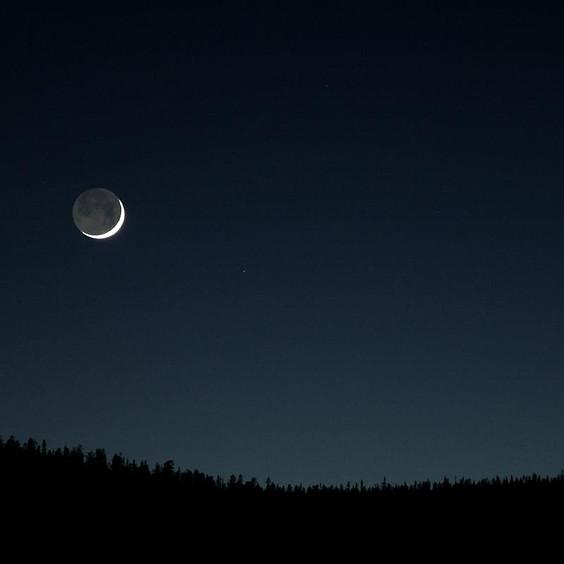Community Sound Healing: New Moon Ceremony - Journey to Release & Abundance