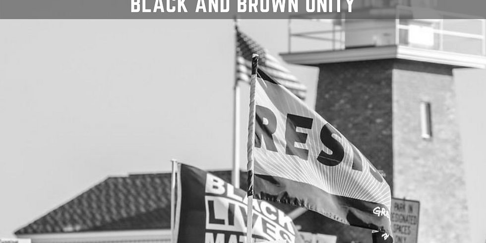 West Cliff March & Speak Out - Black & Brown Unity