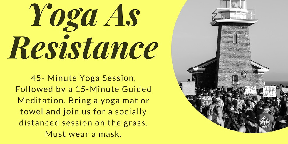 Yoga as Resistance