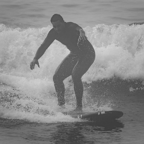 Black Surf Club Santa Cruz Zoom Kick-Off Event