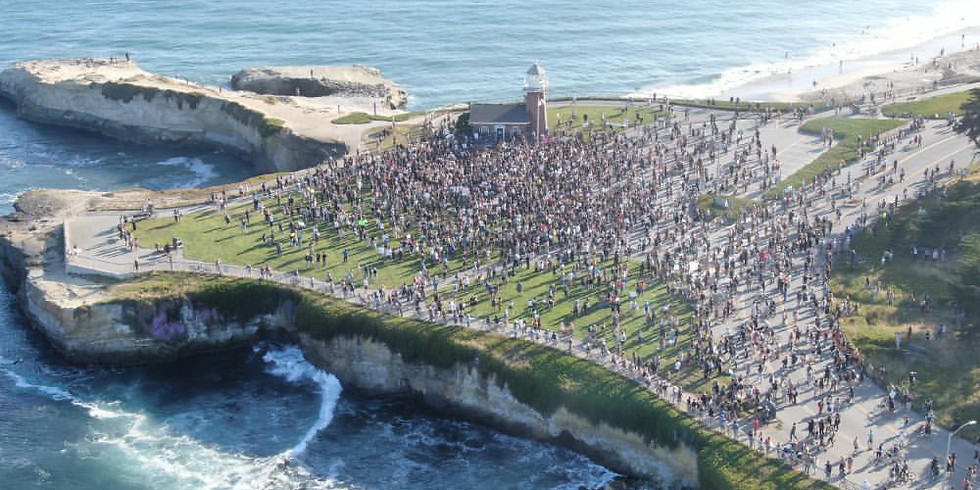 Wednesday West Cliff Walkout