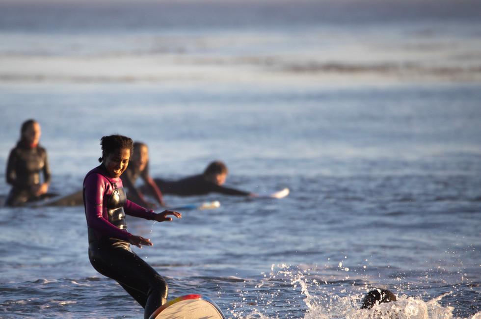 Black Health Matters Sunset Surf - 11/14/2020