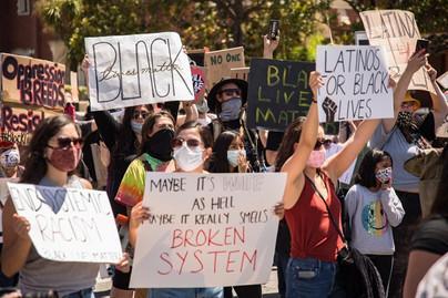 Watsonville Black Lives Matter March - 6/6/2020