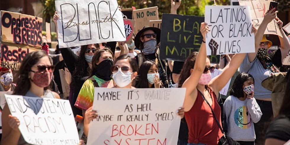 Watsonville Black Lives Matter March