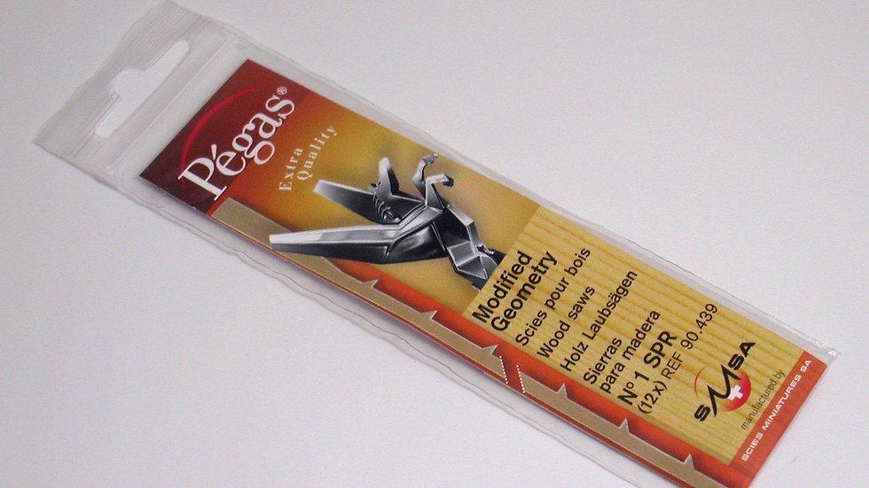 Pegas #1 R MGT Blades 12 / pack