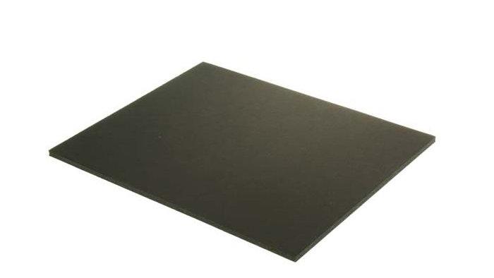 """Mat Board Black 11"""" x 14"""""""