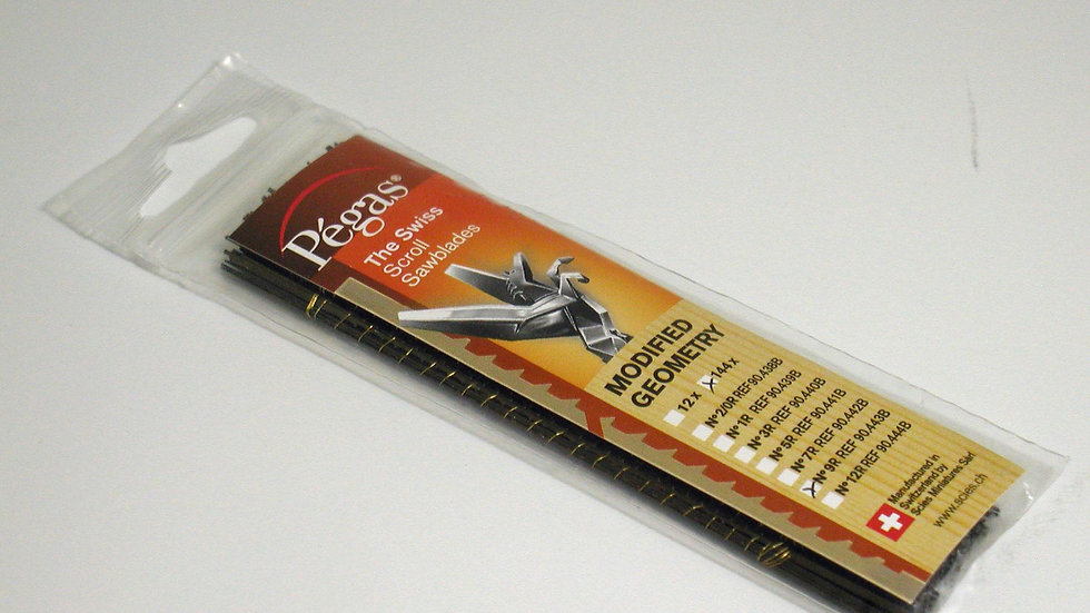 Pegas #9 R MGT Blades 144 / pack