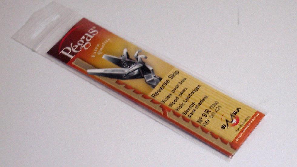 Pegas #9 Skip Reverse Blades 11.8 tpi 12/pack