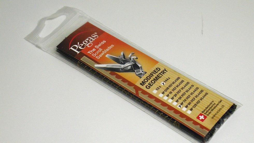Pegas #7 R MGT Blades 10.4 tpi 144 / pack