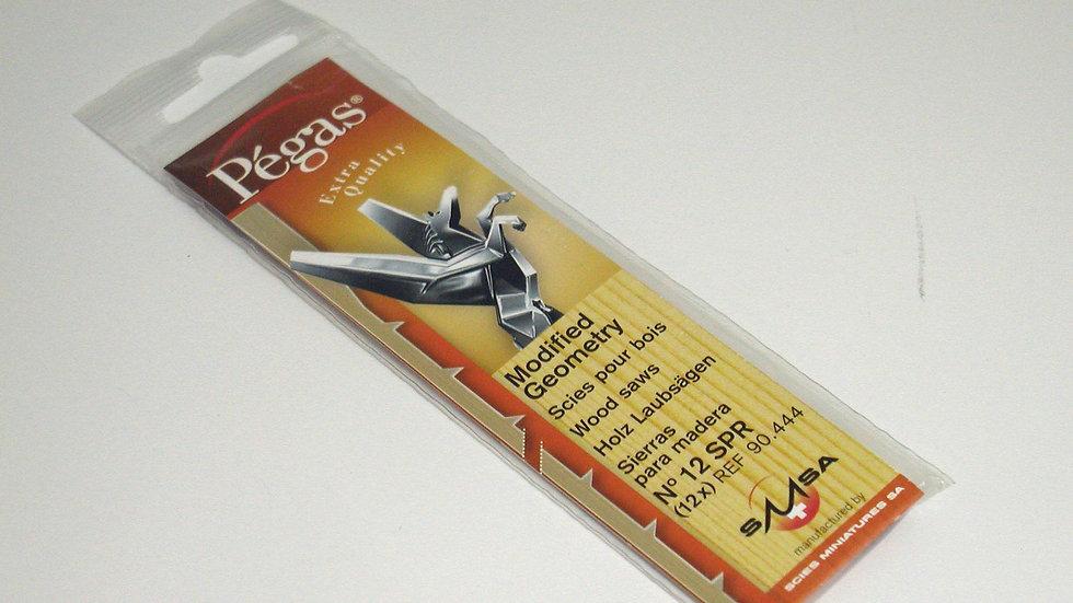 Pegas #12 R MGT Blades 12 / pack
