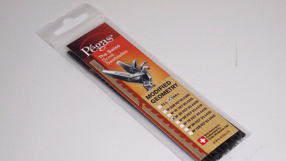 Pegas #3 R MGT 12.4 Blades 144 / pack