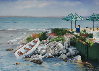 Mackinac Island: By the Rocks (Mark Hubbard)