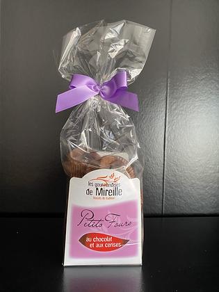 PETITS FOURS AU CHOCOLAT ET AUX CERISES 200G