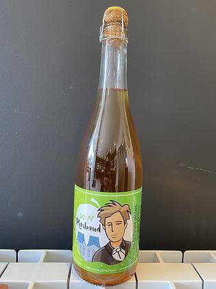 JUS DE POMME pétillant 75cL