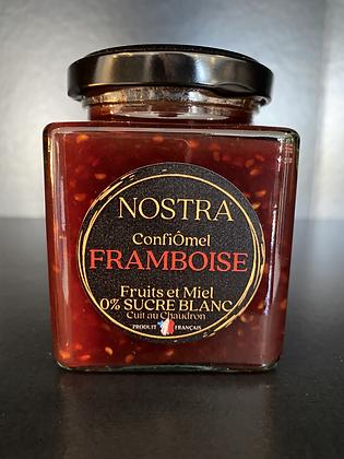 ConfiÔmel®️ FRAMBOISE (100% Miel) 240g