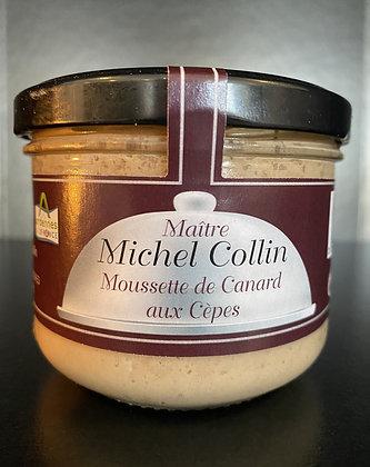 MOUSSETTE DE CANARD aux Cèpes