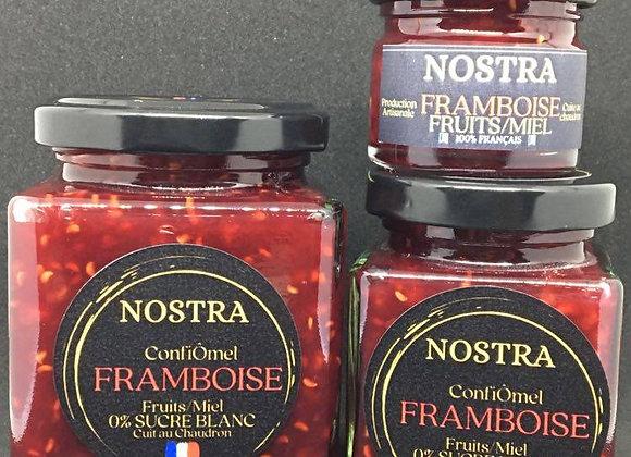 ConfiÔmel FRAMBOISE (100% Miel)