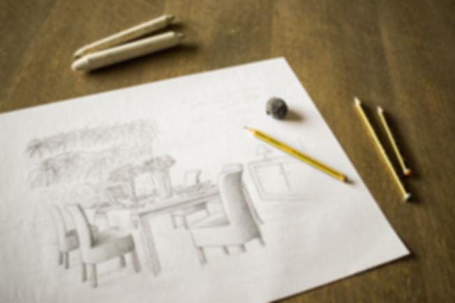 Oda Sketch Yaşam
