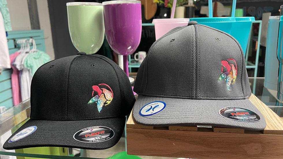 Salty Turtle Designs Logo Hat