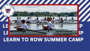 Summer Rowing - Learn to Row