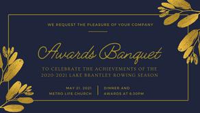 Awards Banquet - May 21, 2021