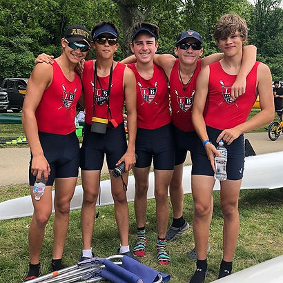 Our boys Ltwt 4 placed 8th out of 31 boa