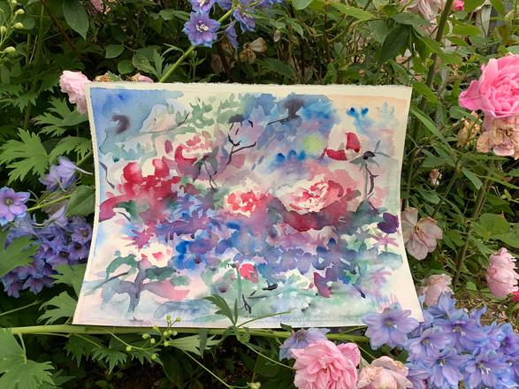 Loreta's roses