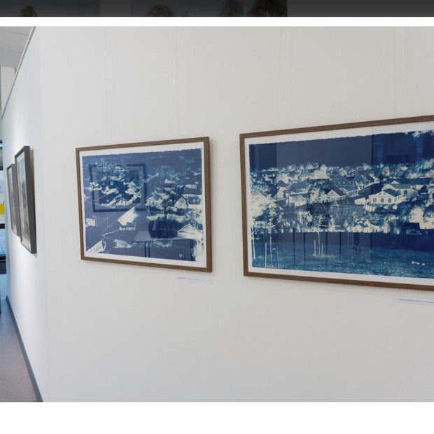"Dusetos Art Gallery 2020: EXHIBITION OF THE INTERNATIONAL MARIANA VERIOVKIN SYMPOSIUM ""UTENA / UTYAN"""