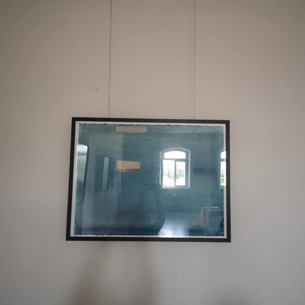 Exhibtion at Utena Local History Museum, September 2020