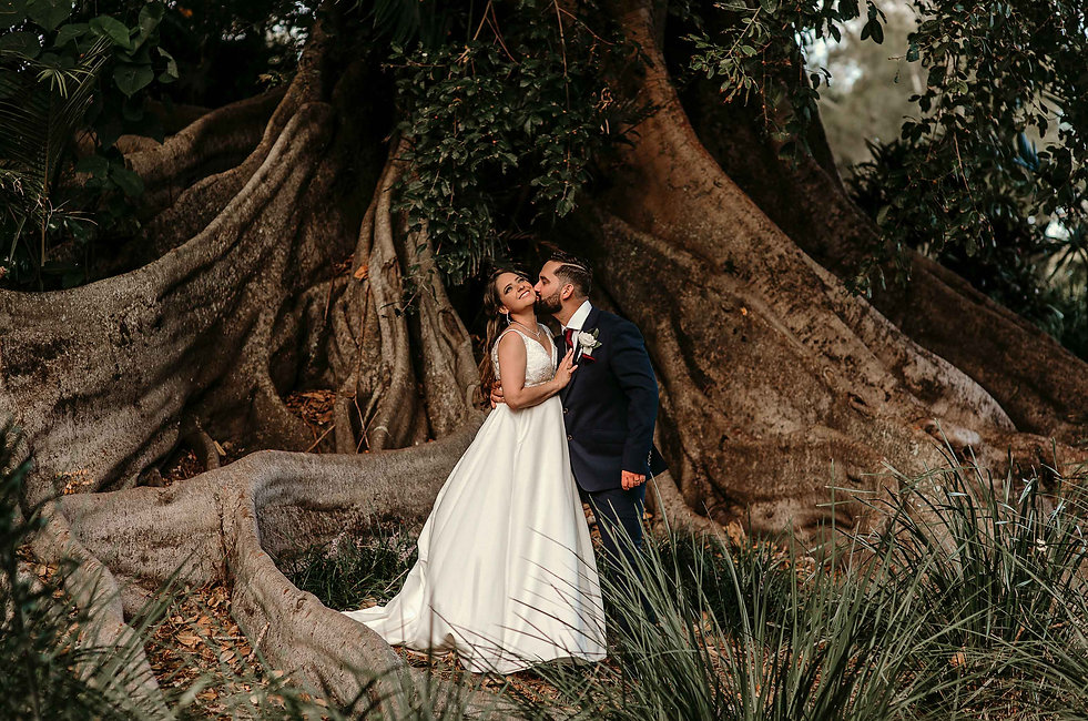 Royal Pines Gold Coast Wedding Reception