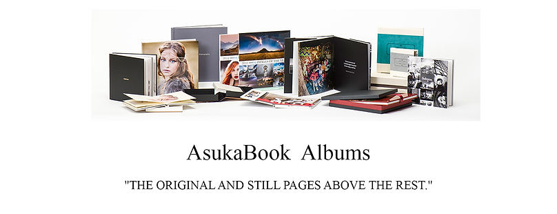 We offer wedding albums to all our clients.